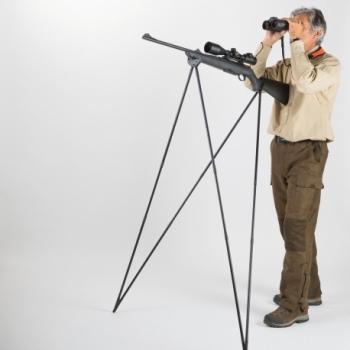 4 Stable Stick Bush Stick Light Zielstock für Jagdreisen