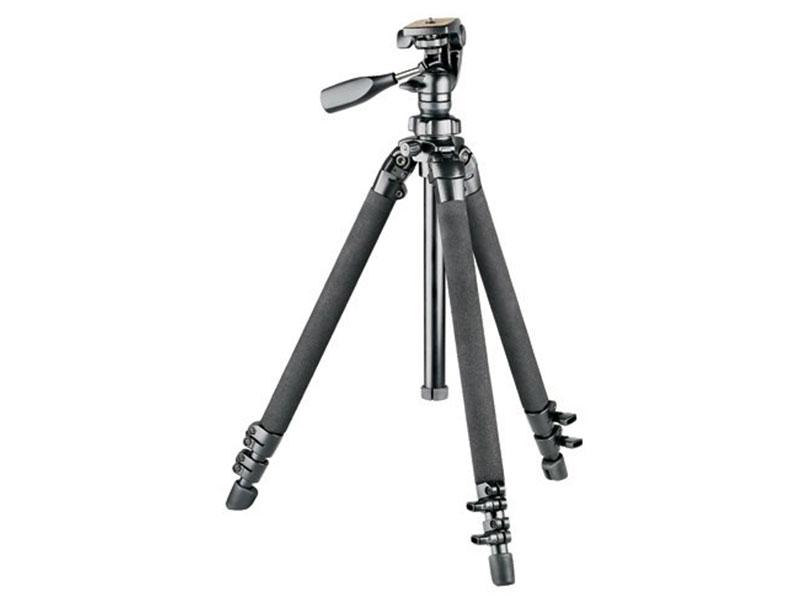 Bushnell Stativ Dreibein, schwarz, 784030, Fotostativ