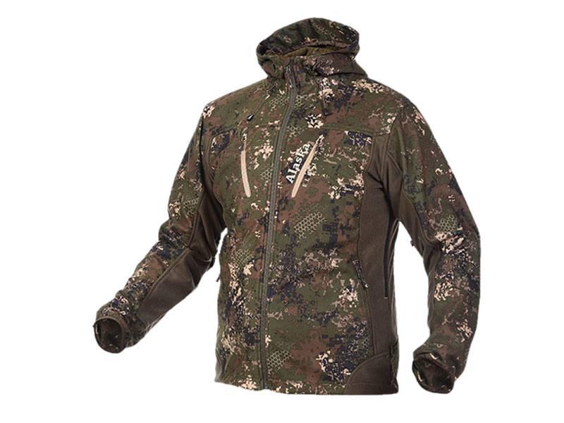 Alaska 1795 Calibre RS Softshell Jacket