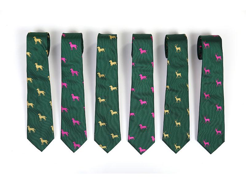 Krawattendackel Krawatten