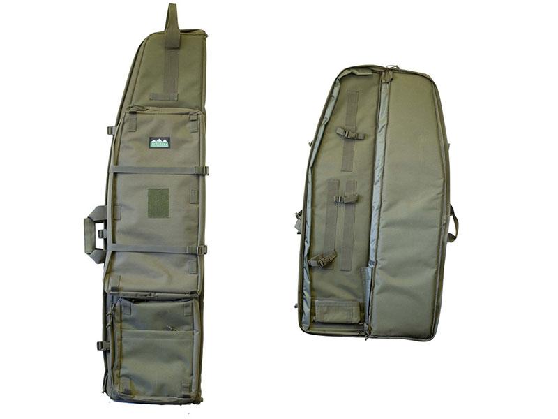 """Ridgeline Futteral Sniper Bag Olive 47 – 54 """""""