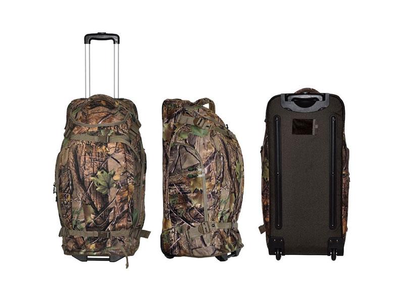 Ridgeline Koffer Tasche GRUNT WHEELED Bag