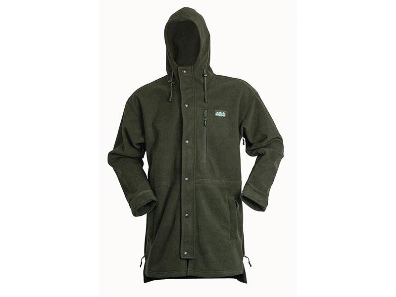 Ridgeline Wetterfeste Fleece Jacke Pro Hunt Jacket Olive