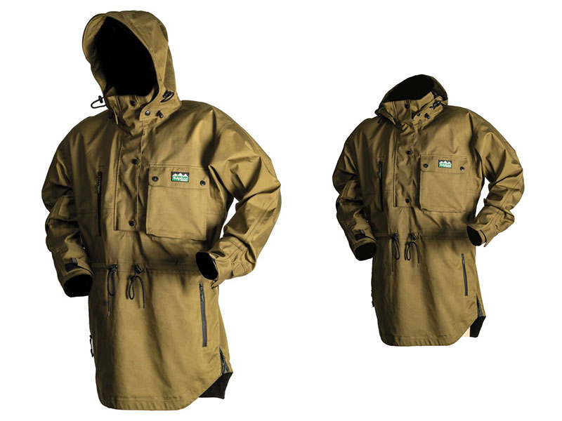 Ridgeline Outdoorsmock Jagdsmock MONSOON Elite II Smock teak