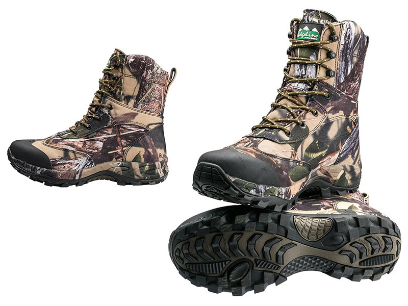 Ridgeline Jagdstiefel CAMO Light Boot