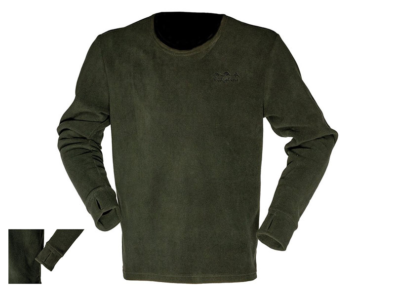 Ridgeline Essential long sleeve olive