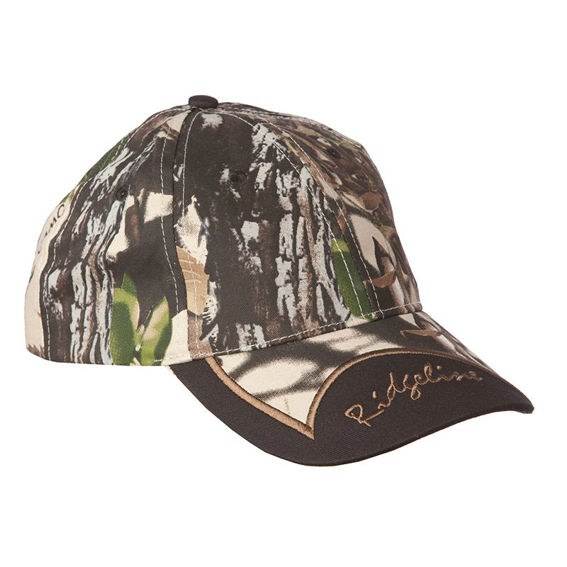 Ridgeline Slash CAP Base Cap buffalo camo