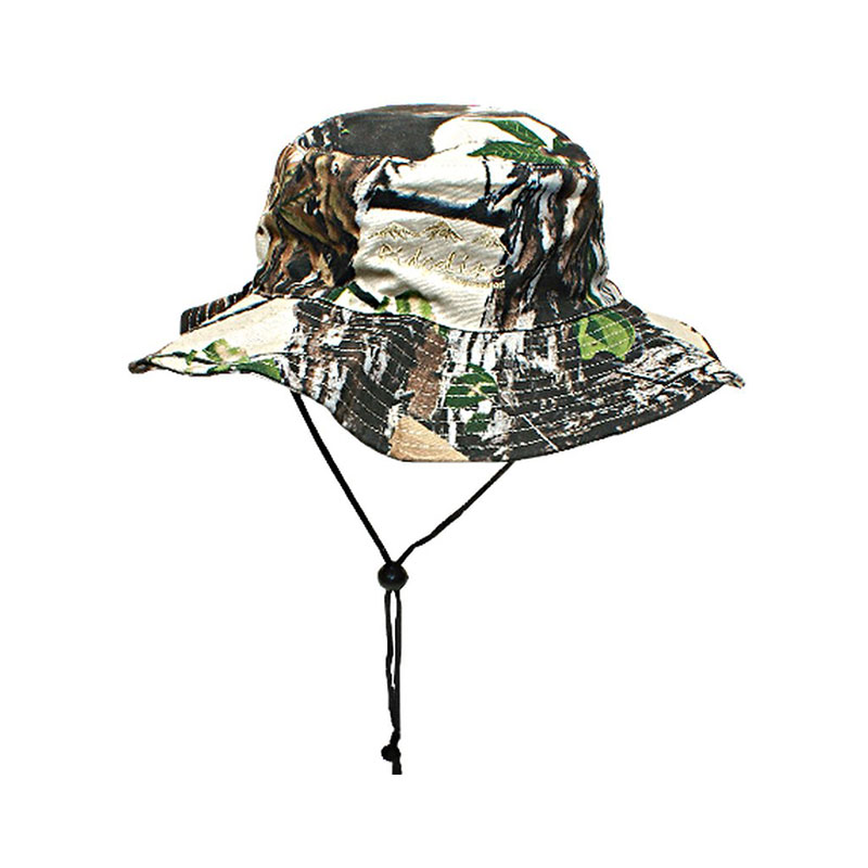 Ridgeline Buschhut Bush Hat Buffalo Camo