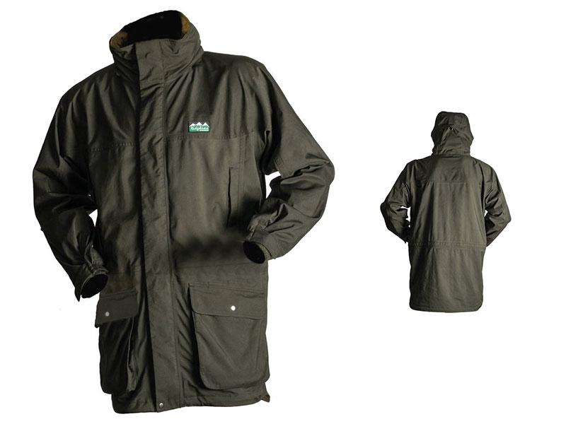 Ridgeline Leichte allround Jagd und Outdoor Jacke Typhoone Light Jacket olive