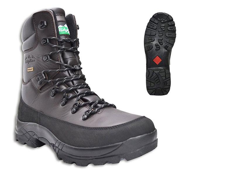 Ridgeline Stiefel Warrior Boot brown