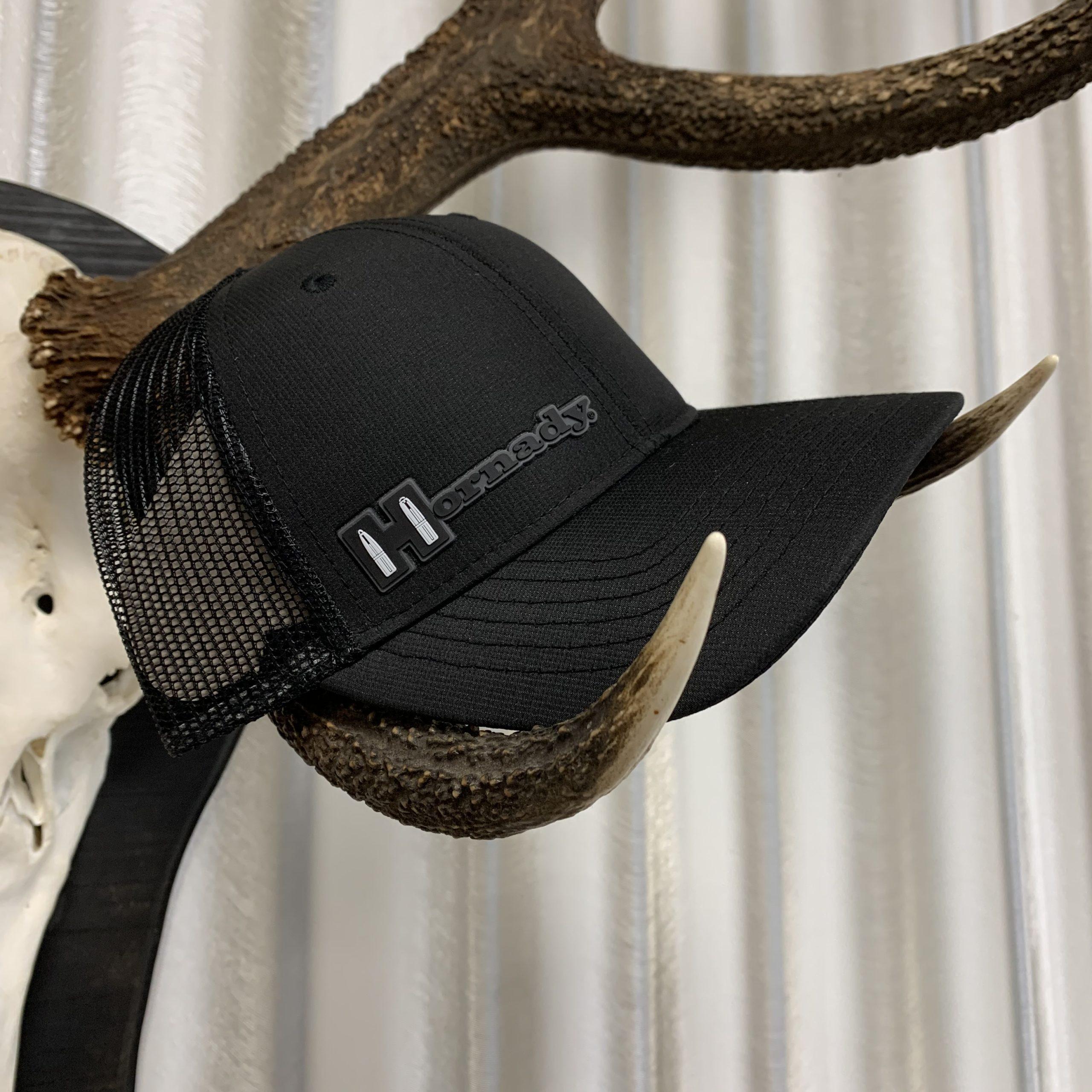 Hornady Base Cap Black Sniper Mesh Cap Special Edition Hornady Gear