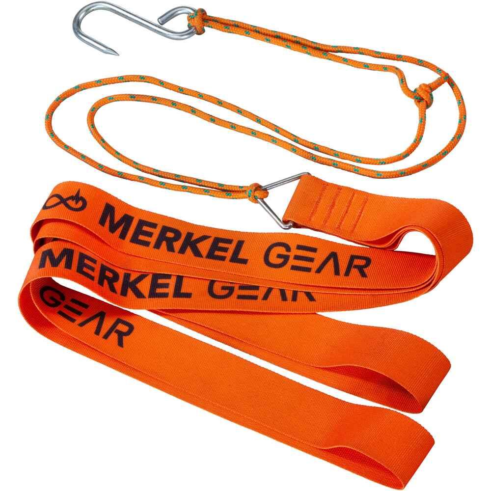 Jagd Berge Gurt Merkel Gear Bergegurt Deer Drag