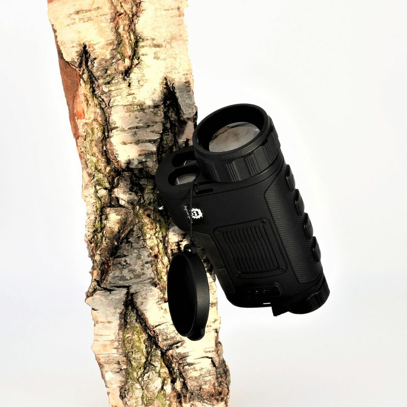 Westerwald LEM 50 Wärmebildgerät mit Laser-Entfernungsmesser Wärmebildkamera Professor Optiken